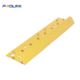 aluminum alloy tile to carpet transition strip curved shape carpet protector