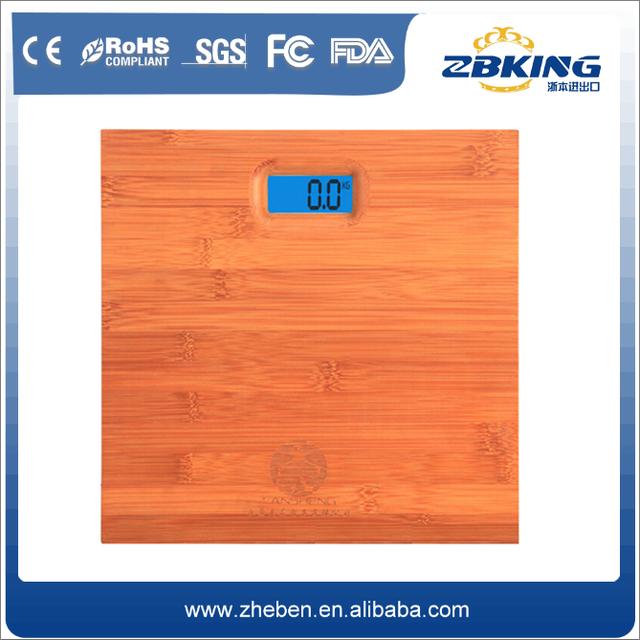 large size wood feel bamboo digital bathroom weighing scale. wooden digital bathroom scale Source quality wooden digital