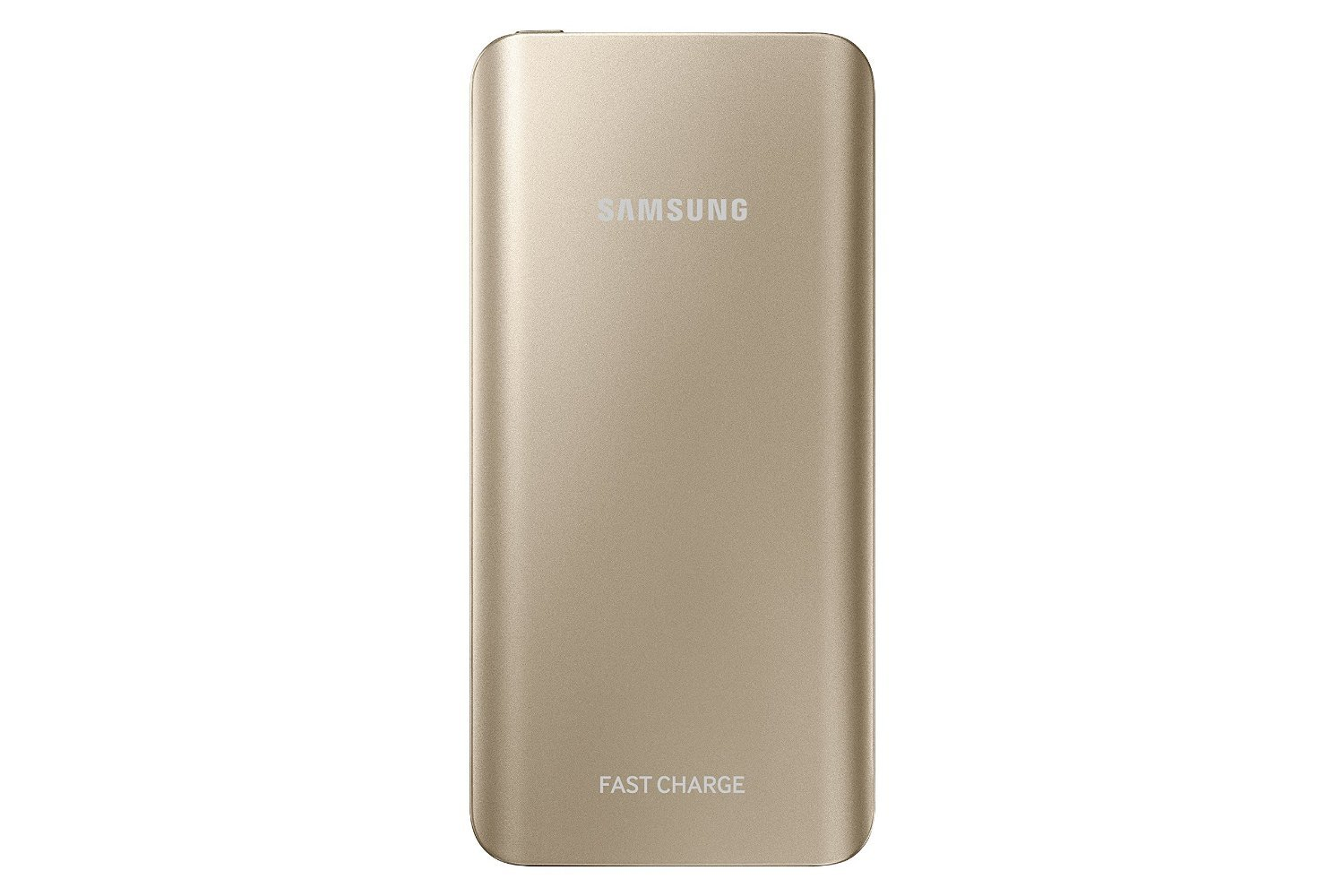 Samsung 5200mAh Fast Charge External Battery / Power Pack - Gold (Certified Refurbished)