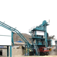 China professional manufacturer 80tph batching asphalt plant price
