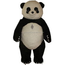 Giant inflatable mascot costume adult inflatable panda mascot costume