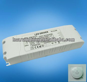 60w constant current or constant voltage switching power supply led