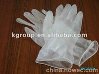 medical disposable surgical vinyl gloves