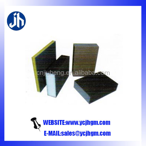 industrial silicon carbide sanding pad