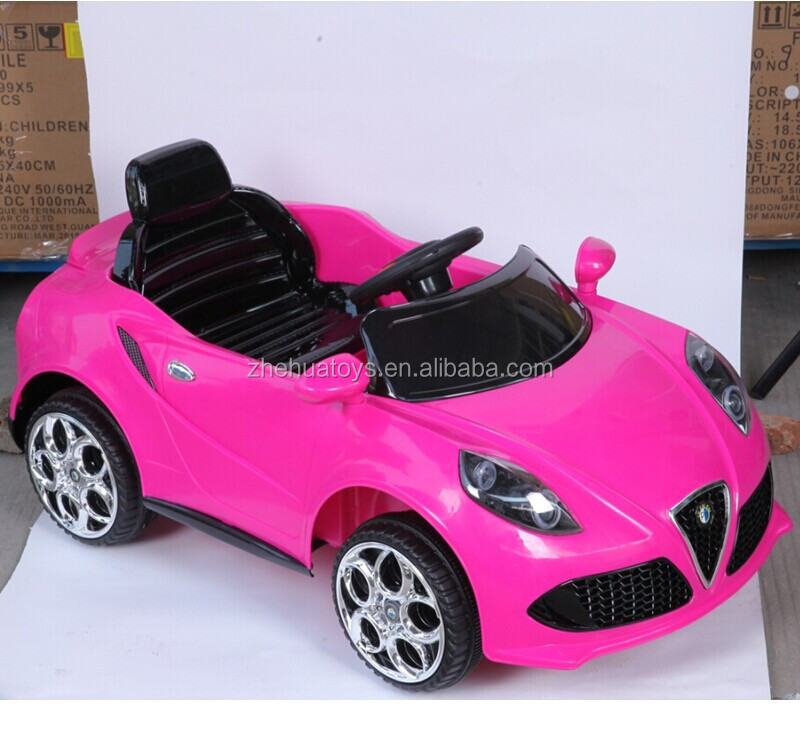 hot selling baby ride in rechargeable toy car kids electric toy car to drive