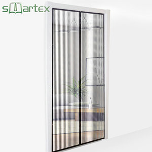 Anti Mosquito Bug Doors Curtain Professional Good Quality Magnetic Screen Door