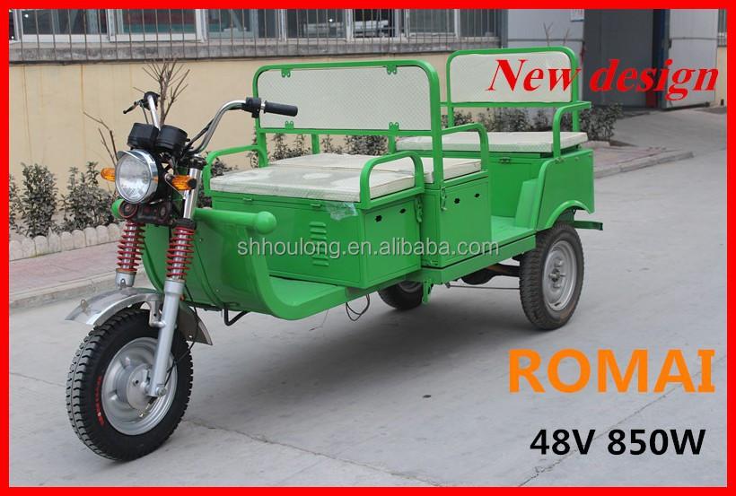 China Supplier! Romai Auto Rickshaw,Electric Rickshaw Price With ...