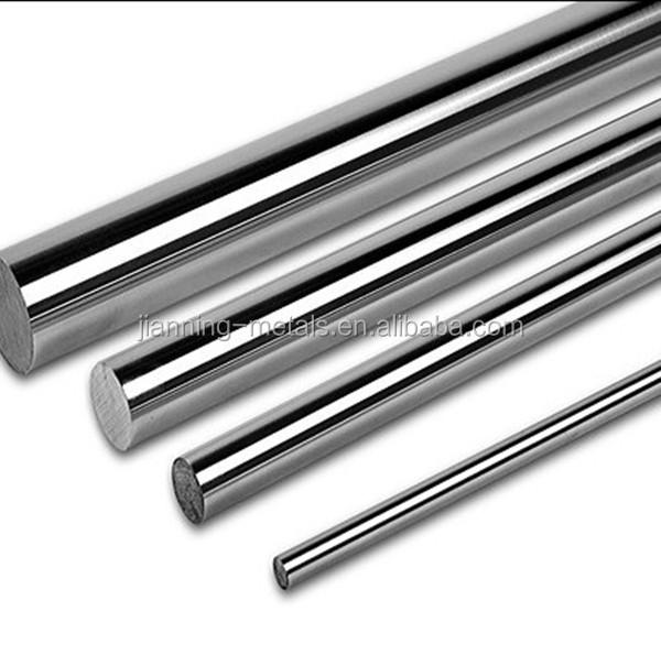 S45C Induction Hardened Hard Chrome Plated piston rod