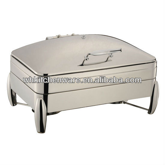 Deluxe 9L induction chafing dish/professional chafing dishes