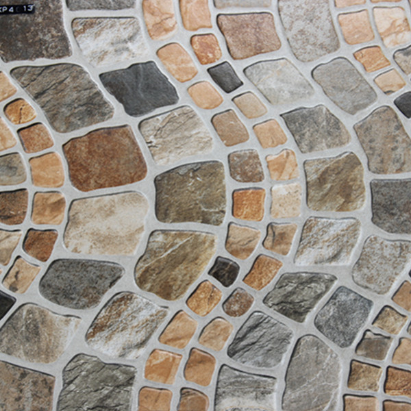 Exterior Stone Tile Flooring : Mm imitation stone veranda floor tile outdoor