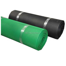 Extruded Hdpe Dog Bird Rabbit Pet Boarder Wire mesh fence Netting/ Plastic Plant support Garden mesh Fence netting