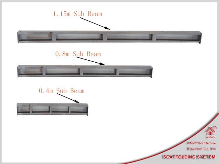 Smart Concrete Slab Formwork Used In Concrete Construction