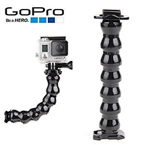 Flex Arm Mount for GoPro HERO 4 3+ 3 2 1 Cameras Gooseneck Goose neck Jaws Mount