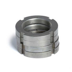 OEM manufacturer custom lathe cnc machining parts steel alloy atv utv racer locking hub spindle wheel lug nut