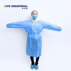 Sterile Disposable Hospital SMS Patient Surgical Gown