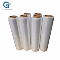 Transparent PVC/PE Protective Film Customized Shrink Film Plastic Wrapping Film