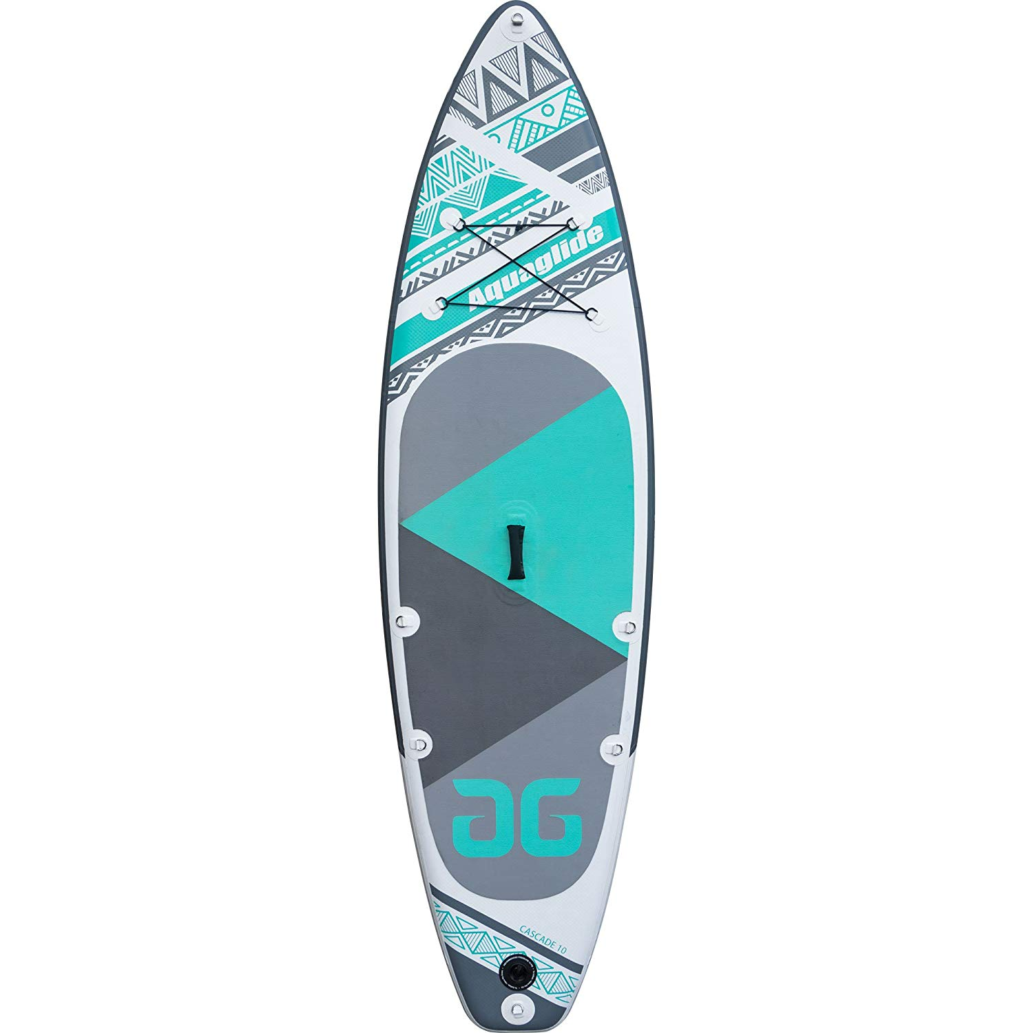 Get quotations · aquaglide cascade 100 inflatable stand up paddle board