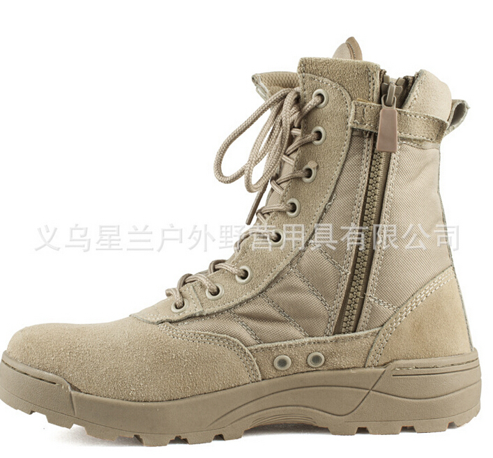 Cheap Combat Boots With Side Zipper, find Combat Boots With Side ...