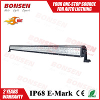 wholesale dual row offroad 4x4 led light bar water proof led light bar for trucks