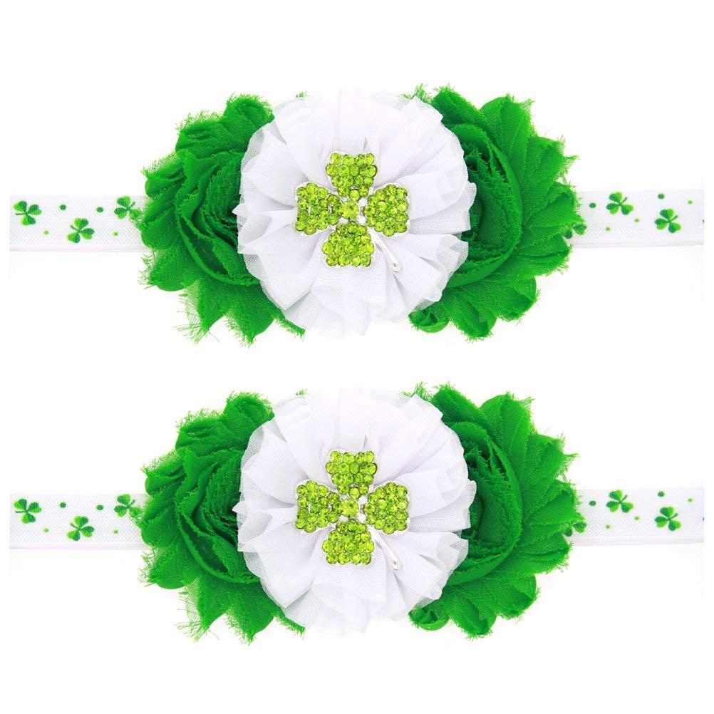 inktastic St Patricks Irish Shamrock Wreath Outfit Baby T-Shirt