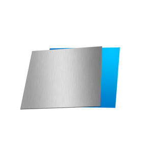 3mm 4mm 5mm Brushed Aluminium Sheet Plate