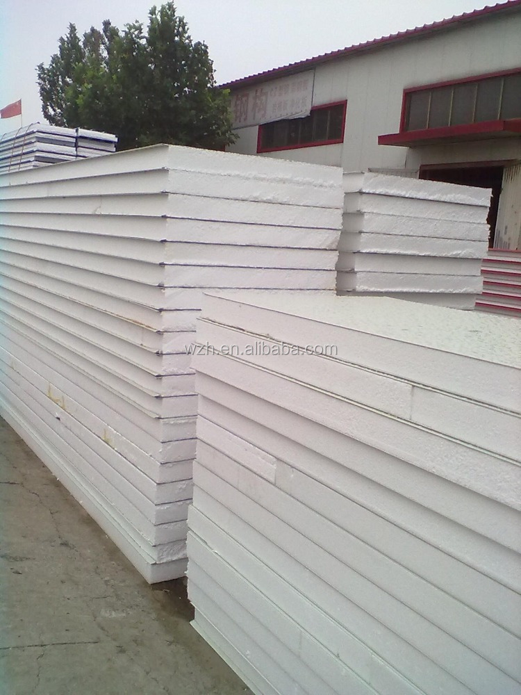 Insulated Roof Panels Sandwich Panel Factory Low Price