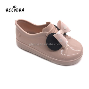 China Manufacturer Golden Supplier Lemon Jelly Shoes Jelly Sandals Rubber Jelly Shoes