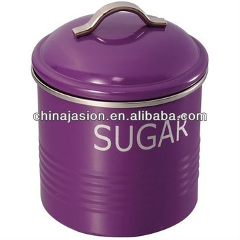Kitchen Purple Storage Containers