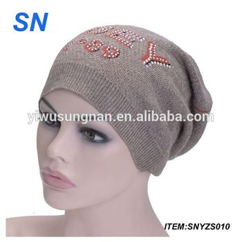 Soft Women S Crochet Knitted Cap Free Knitting Patterns Animal Hats