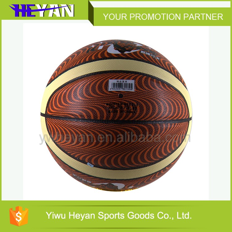 China wholesale 8.5 inches American style basketball