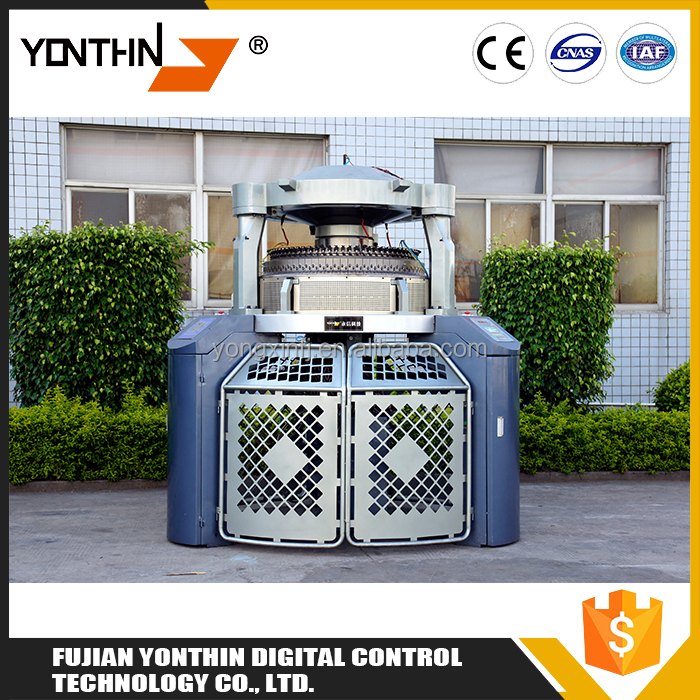 YX-HD-MN High Speed Double Jersey Looms Automatic Electronic Mini Small Size Jacquard Circular Knitting Machine