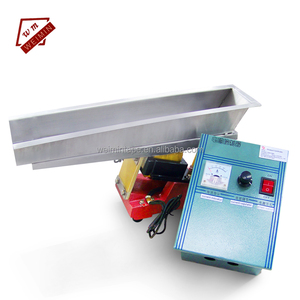 Small Size Electromagnetic Vibrator Feeder Uniform Feeding Equipment for Belt Conveyors
