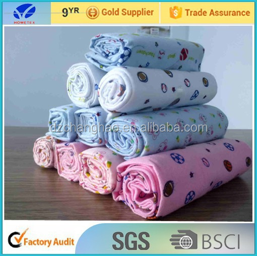 Hot Sales!!Manufacture Wholesale Muslin Cloth Fabric Baby Swaddle Wraps Baby Diaper blankets
