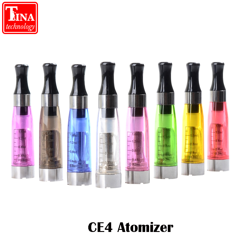 Electronic 2014 New CE4 atomizer eGo Atomizers Clearomizer