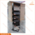 China Display Stand Factory Granite and Marble Slab Tower Display Rack for Stone Promotion