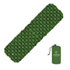 Best Selling Moisture-proof Lightweight Fold Inflatable Air Sleeping Mat Pad For Camping Tapis de couchage