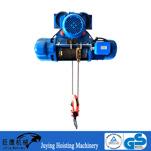 Lifting machine CD1 Wire rope electric hoist for material handing for Dubai