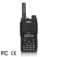 PoC Two Way Radio SOS GPS 3G LTE/WCDMA 4G Walkie Talkie