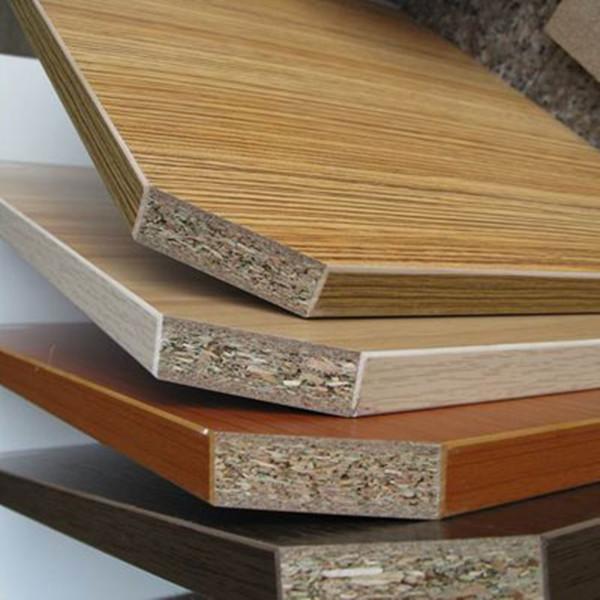 Precio barato de madera aglomerada tablero de part cula - Tablero aglomerado precio ...