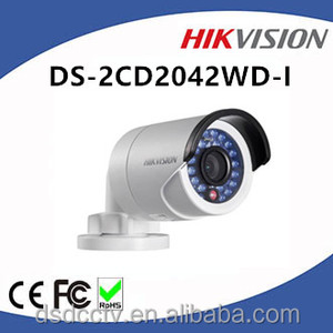 DS-2CD2042WD-I H.264+ Hikvision 4MP 3-axis Adjustment Bullet Camera