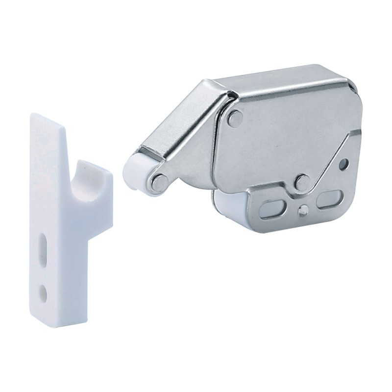 Push Latch Catch Kitchen Cabinet Door To Open Touch Release Wardrobe