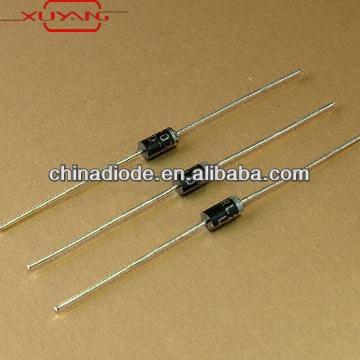 her206 2a 600v do-15 high rfficiency rectifier diode