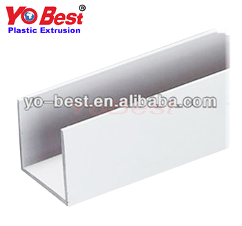 Plastic Extrusion Profile Pvc U Channel Which Upvc Profile Manufacturers In  China - Buy Plastic Extrusion Profile,Upvc Profile Manufacturers,Pvc U