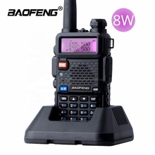Talkie-<span class=keywords><strong>walkie</strong></span> sans licence baofeng uv5r, Baofeng UV-5R vrai talkie-<span class=keywords><strong>walkie</strong></span> 8 W, radio bidirectionnelle baofeng
