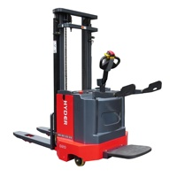 Hot selling Hyder 1.5ton/2.0ton electric stacker,hand pallet truck,electric pallet truck