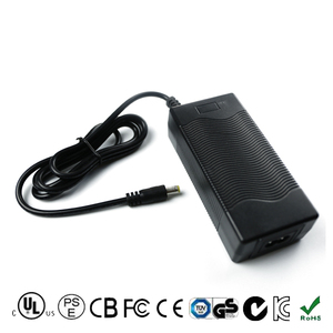 Li-ion Charger 12.6V 14.6V 16.8V 29.4V 42V 43V 48V 54.6V 58.8V Lithium Battery Charger 1.5A 2A 3A 4A 5A with Different Plug Type