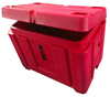 rotomolding dry ice container, box, case