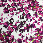 Silk Faille Factory Direct Custom Design Digital Print Silk Faille Fabric