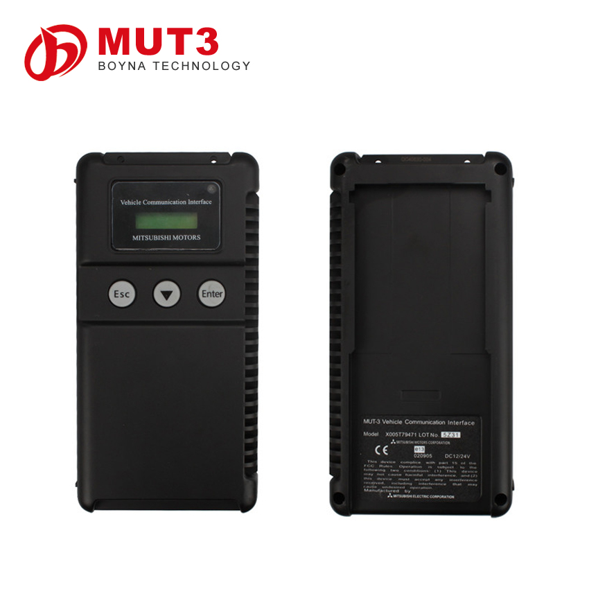 Fast shipping for Mitsubishi MUT-3 Cars and Trucks with Coding Function diagnostic scan tool