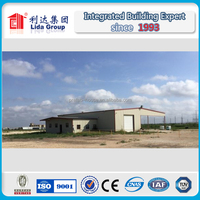 pre fabricated china steel structure building/warehouse construction